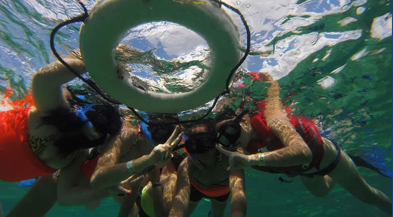 El Cielo Cozumel Snorkel Tour, Economic Tour